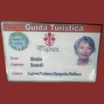 Monica, Tour Leader - Io Sono Etrusca