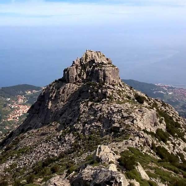 Elba Monte Capanne