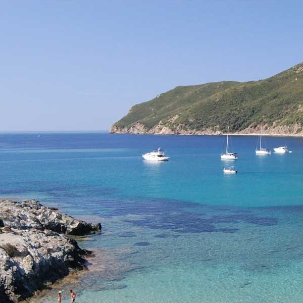 Elba boat tour
